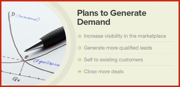 generate demand
