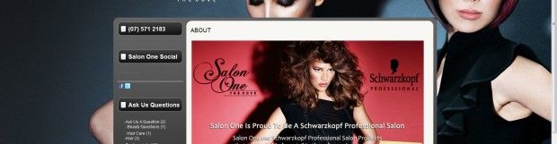 Salon One The Cove